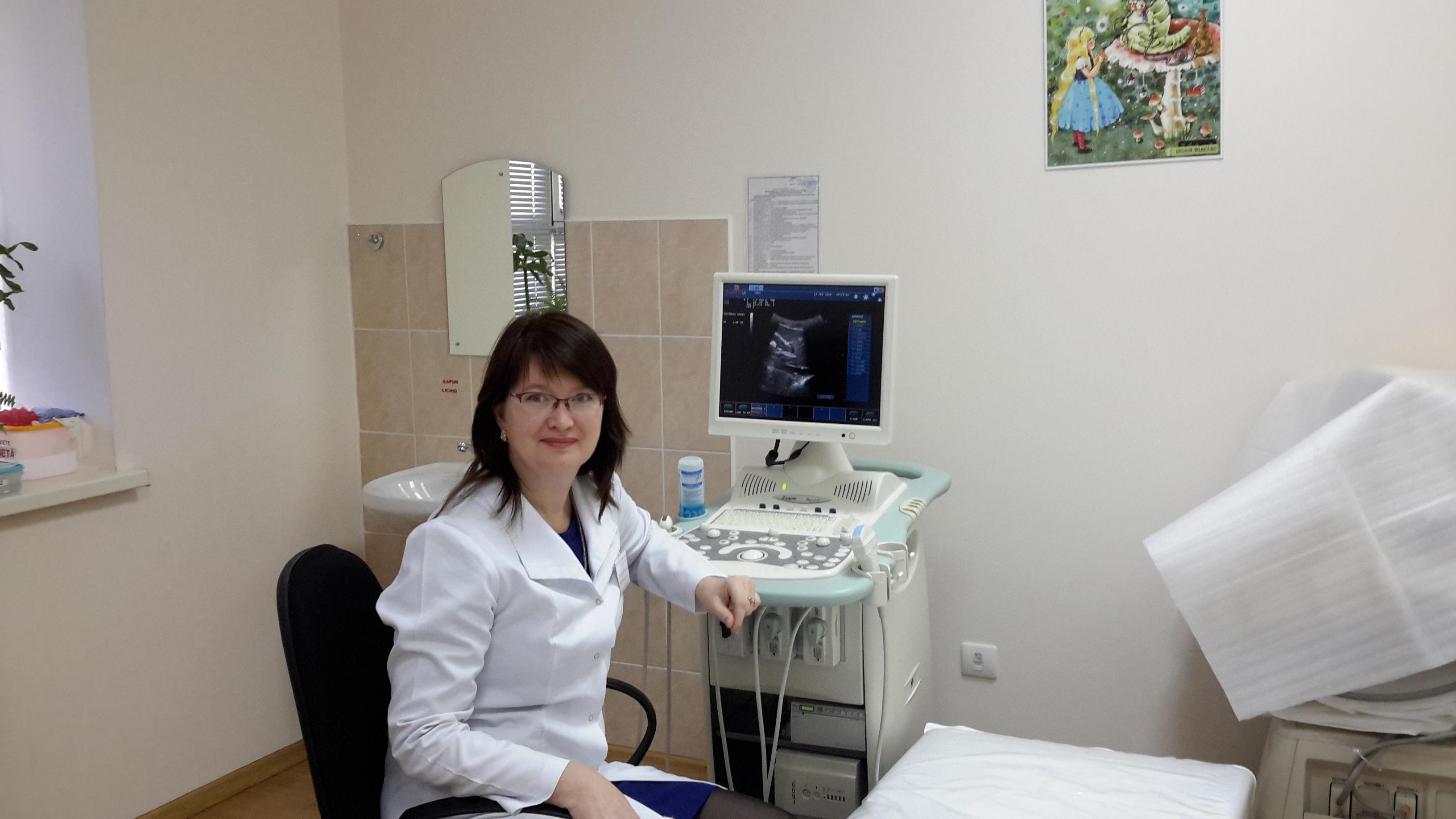 USG medic Constantinova C.