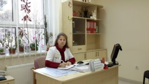 sefa secție consultativ-diagnostic