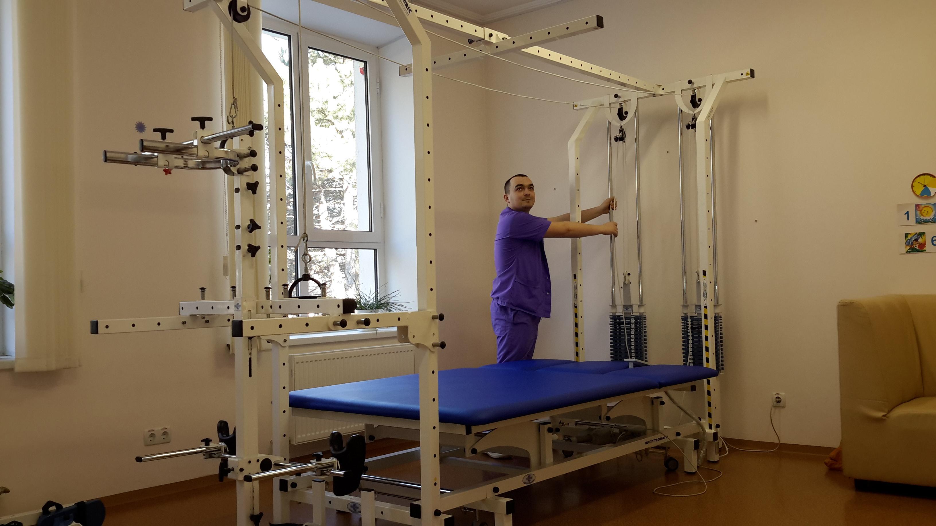 stația de recuperare polifuncțională